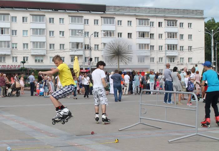 фестиваль, славянка, день молодежи