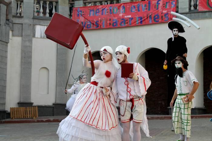 славянка, уличное искусство, на семи ветрах