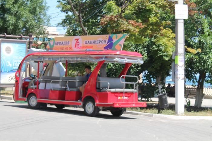 одесса, автобус
