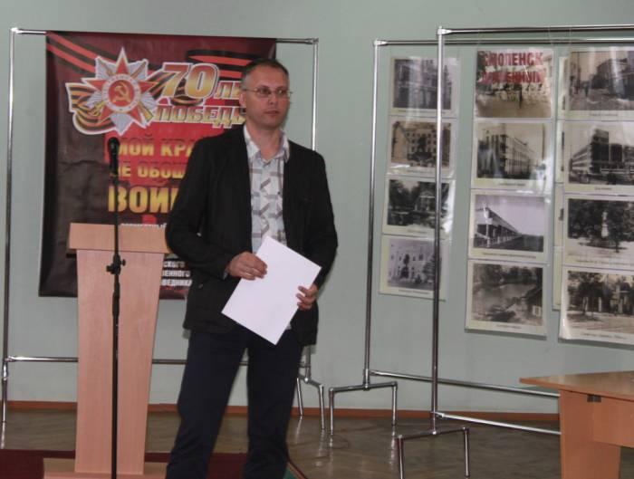 витебск, областная библиотека, Коханко