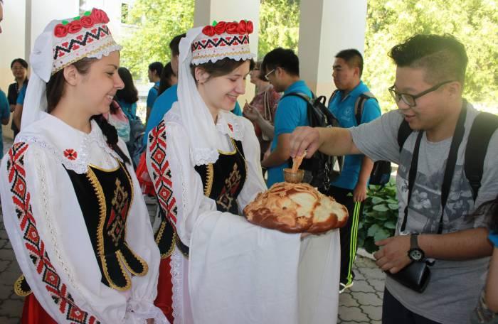 витебск, вгу имени П.М. Машерова, китайские студенты