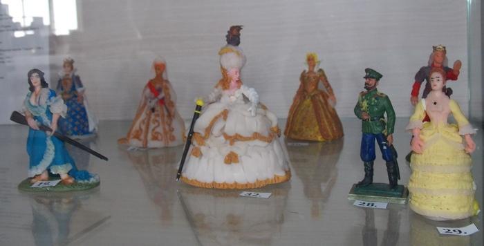 Горбунов, Европа, миниатюра, пластика, Корженевский