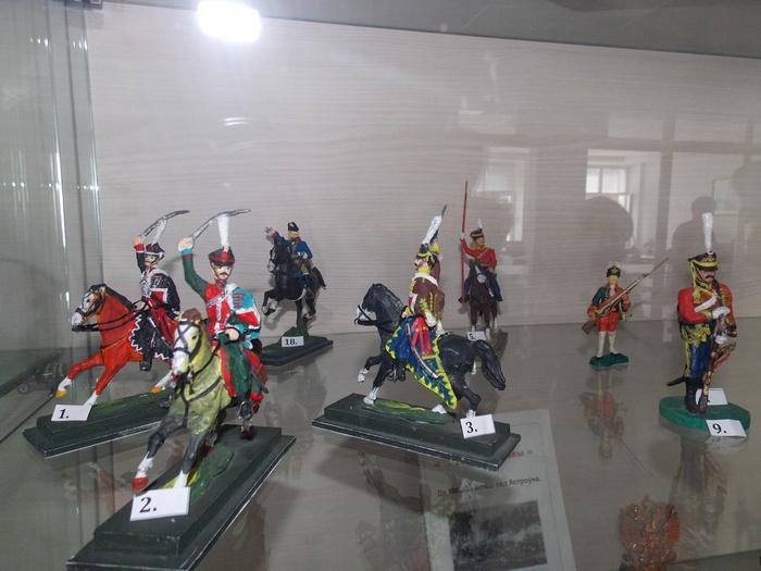 Горбунов, кавалерия, 1812, миниатюра, пластика, Корженевский