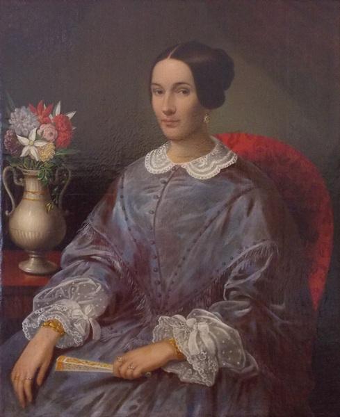 Хруцкий, живопись, портрет, Корженевский