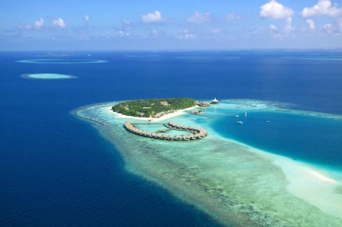 Красота Мальдивских островов завораживает. Фото liliytur.by