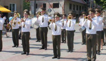 лепель, день независимости, оркестр