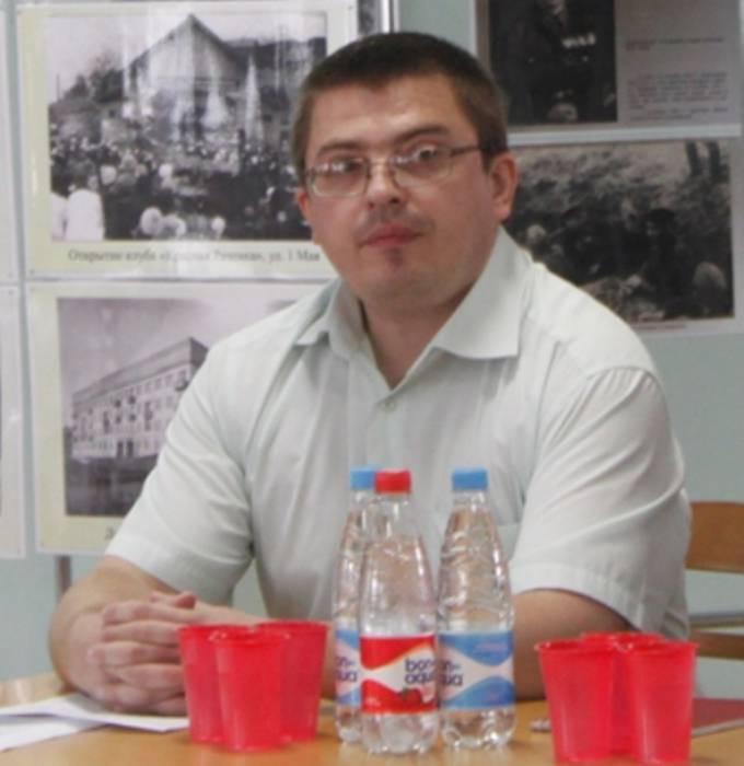 анатоль дулаў, гісторык, вду імя П.М. Машэрава