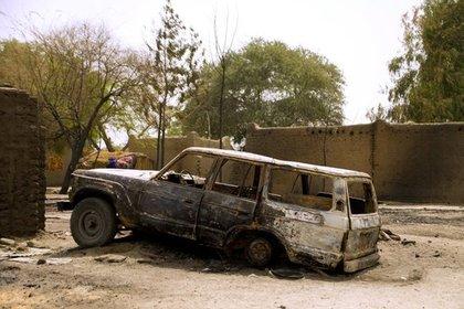 Майдугури. Нигерия. Фото с сайта lenta.ru
