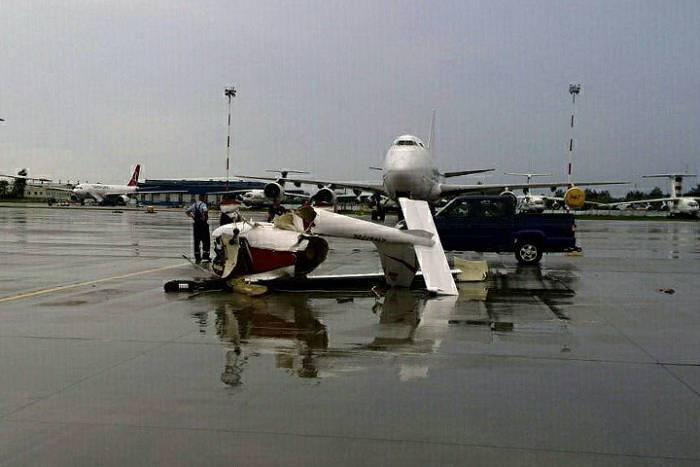 Минский национальный аэропорт. Фото KP.by.