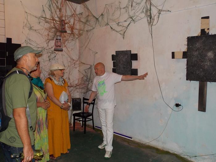 Вышка, Витебск, объект, выставка