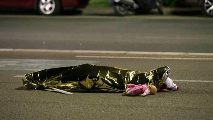 Английская набережная. Ницца. Франция. Фото gazeta.ru