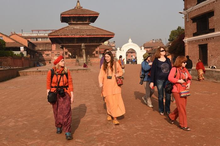 Непал, паломничество, Натхи, традиция, Корженевский