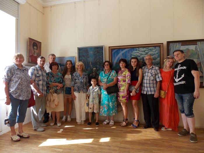 Ткачёв, музей, Витебск, живопись