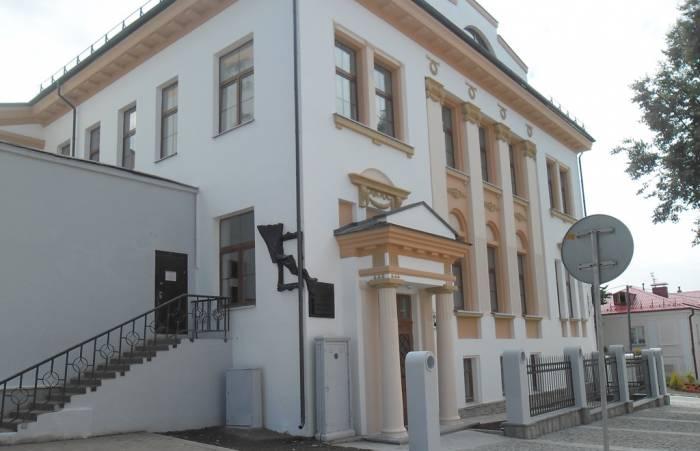 витебск, улица шагала, здание художественного училища