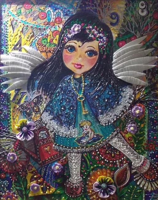 Руденко, ангел, ангелок, Водолей, Корженевский