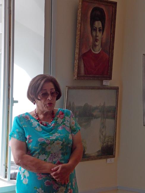 Ткачев, Витебск, живопись, портрет