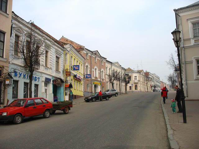 Витебск, Корженевский