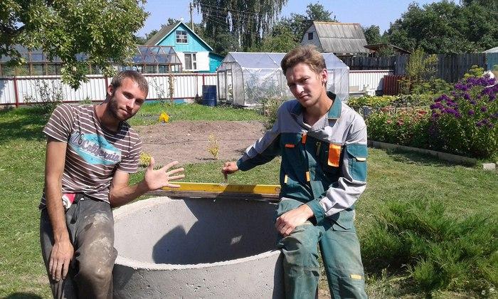Зайцев, колодец, колодезники, Витебск, Корженевский