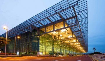Аэропорт Чанги, Сингапур, занял первую позицию рейтинга