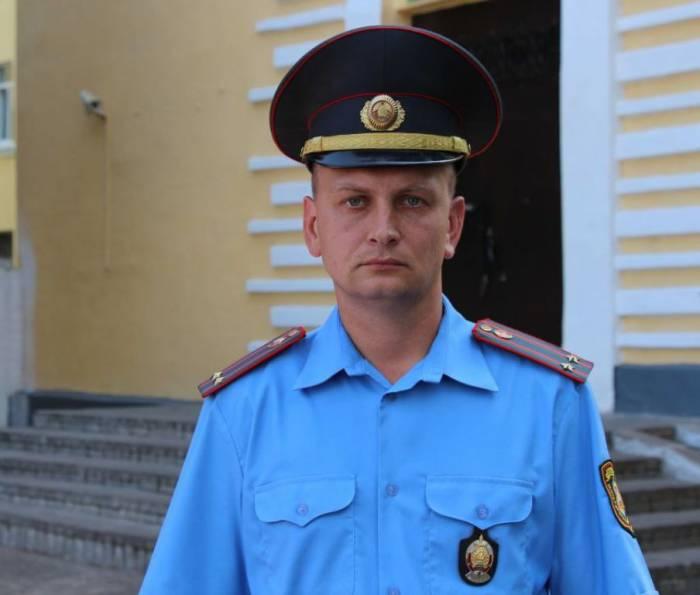 Сергей Альхименко. Источник фото: uvd.vitebsk.gov.by/