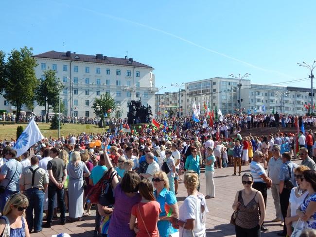 день независимости. Фото Евгения Москвинаjpg