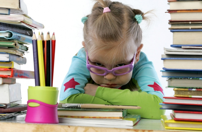 Ну ее, эту школу! Фото wtalks.com