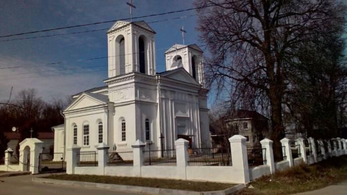 лепель, витебская область, костел Святого Казимира