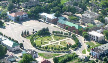 Центр Лепеля. Фото zamnoy.com
