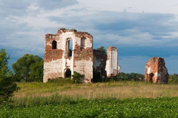 Свято-Покровская церковь в Почаевичах. Фото Анастасии Вереск