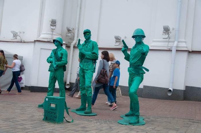 А ты смог разобраться в белорусских деньгах? Фото Анастасии Вереск