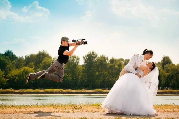 свадьба, видео