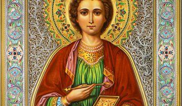 Святой великомученик Пантелеимон. Фото tiande86.ru