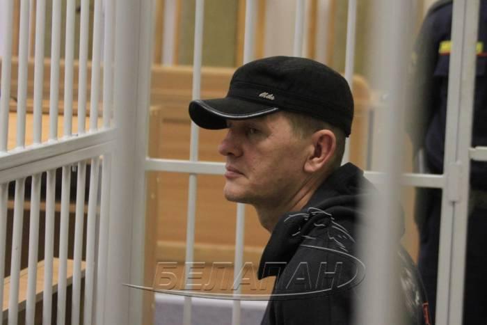 Геннадий Яковицкий приговорен к высшей мере наказания. Фото belapan.by