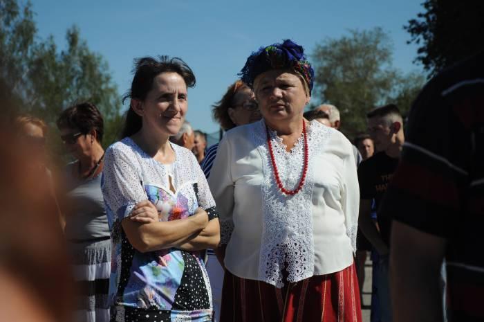 На празднике. Фото Анастасии Вереск