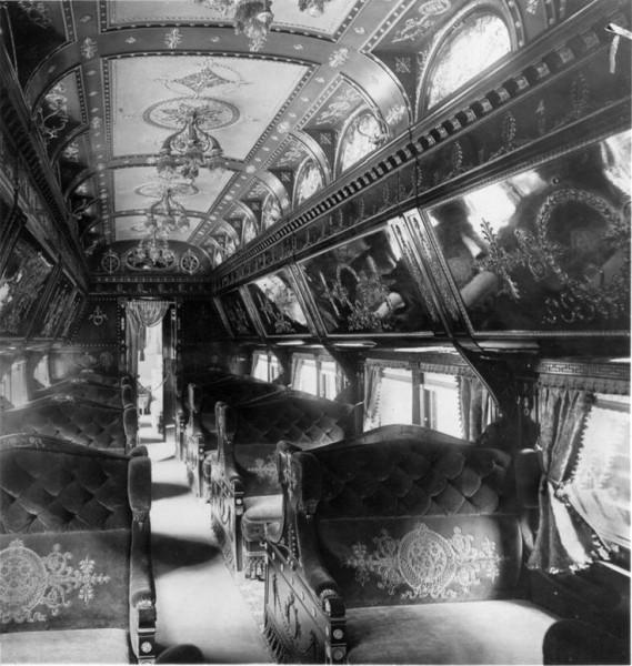 Пульмановский вагон