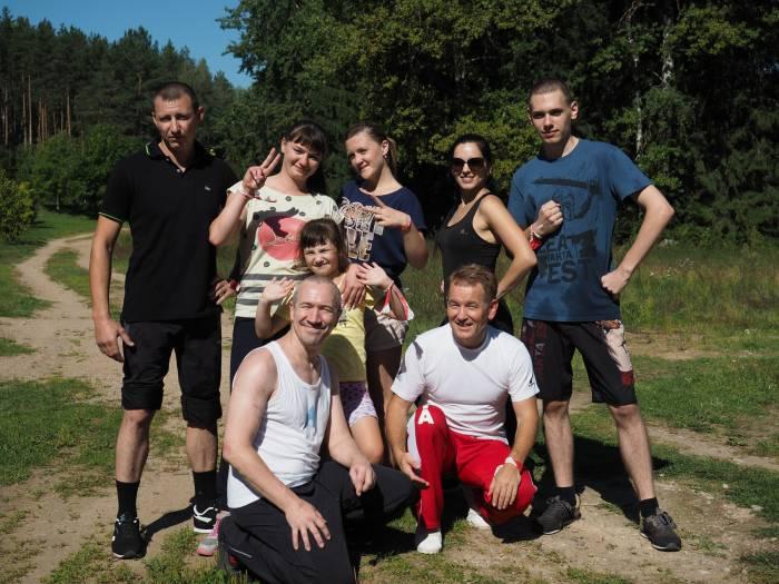 Командные соревнования. Фото Светланы Васильевой