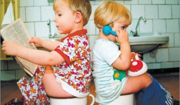 В садике дети приучаются к самостоятельности. Фото rabota-udoma.ru
