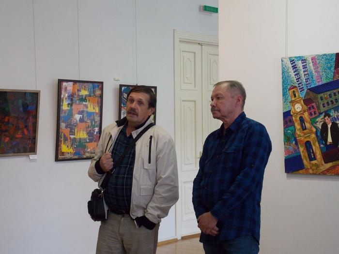 Малей, Крошкин, Витебск, живопись
