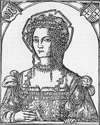 Бона Сфорца, 1521 (Фото: Википедия)
