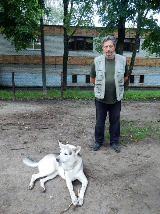 собачья площадка, собака