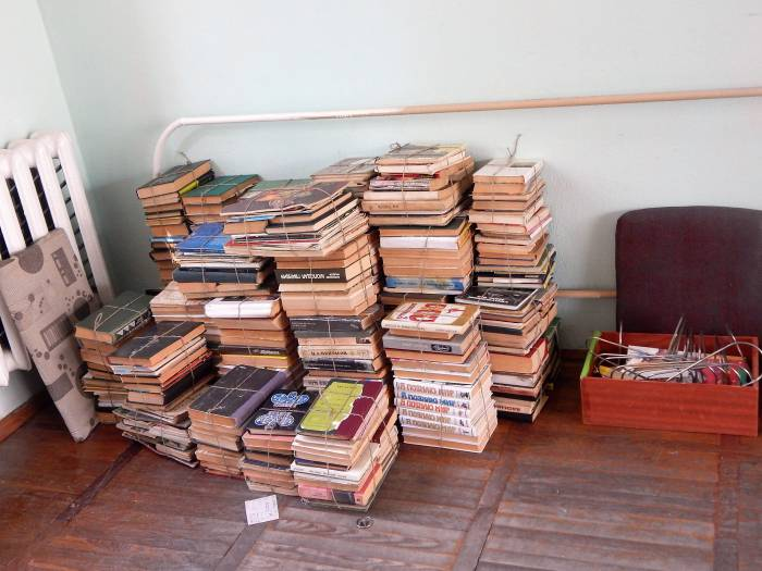 книги, библиотека имени гайдара