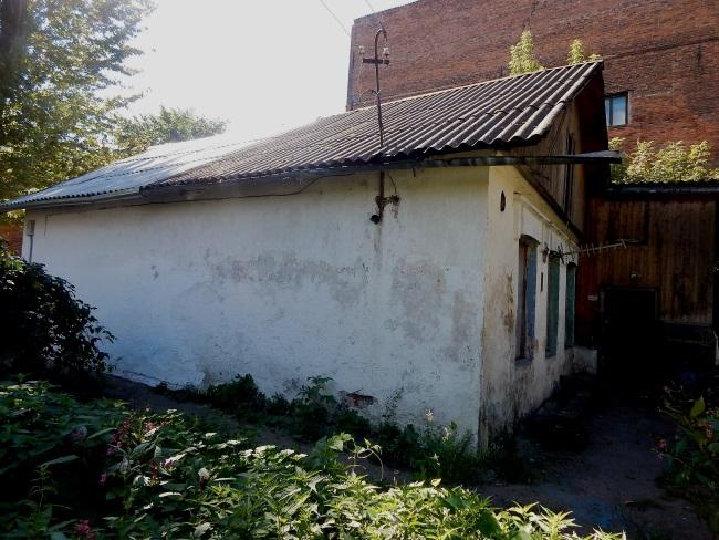 дом №14, притон