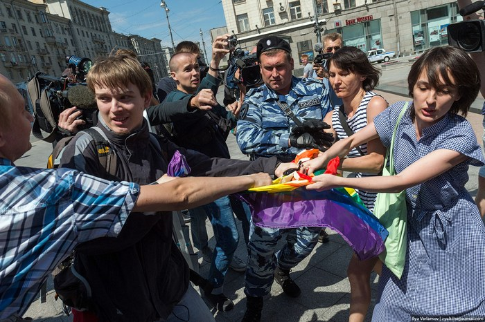ЛГБТ, толерантность, Корженевский