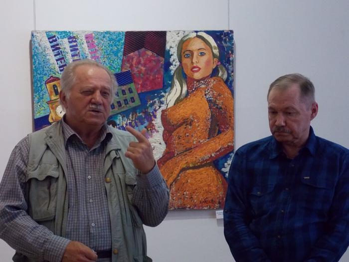 Гумен, Крошкин, Витебск, живопись