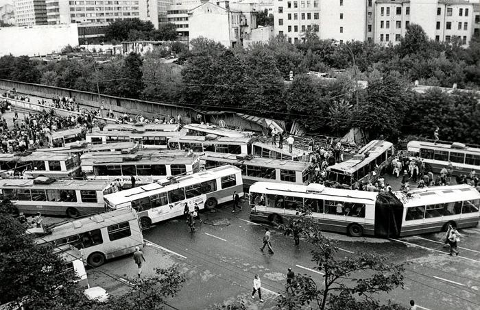 ГКЧП август 1991
