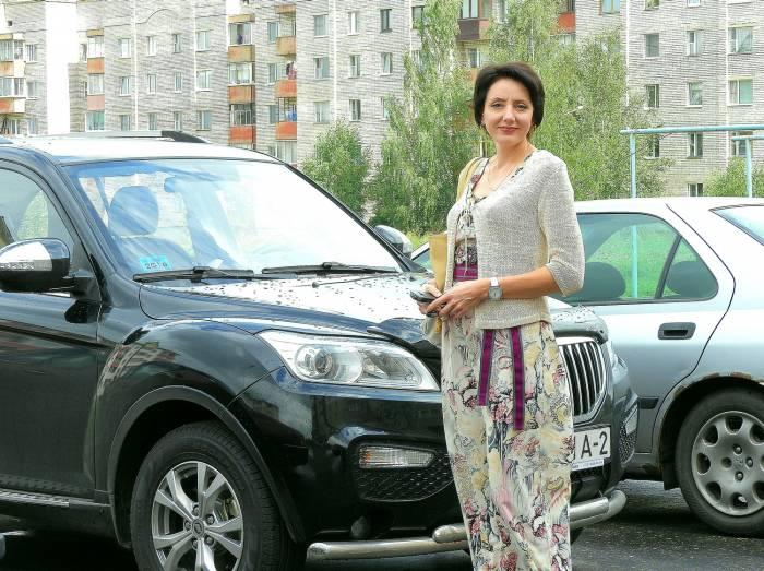 Художник Светлана Хмыльнина. Фото Светлана Васильева