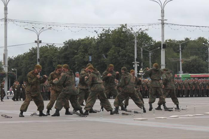 день десантника, день вдв, витебск, площадь победы
