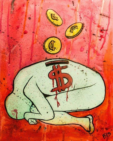 деньги, рабство, Корженевский