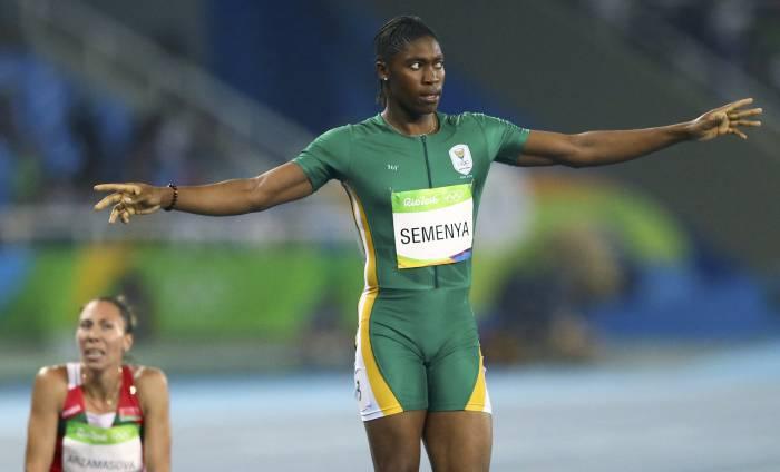 Финал бег 800 м Рио