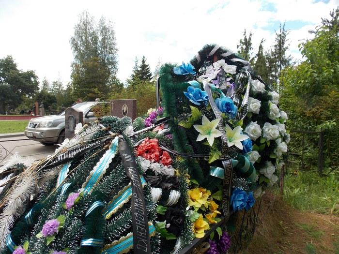 Лебедко, кладбище, Витебск